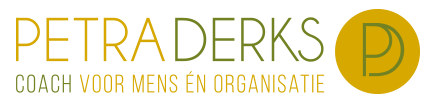 Petra Derks Coach voor mens én organisatie Logo