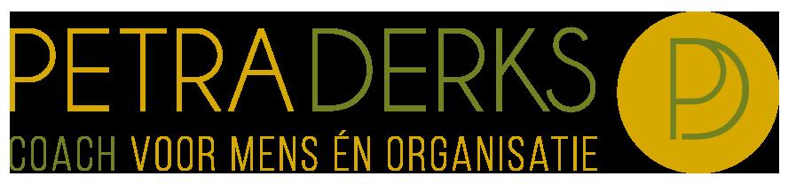 Petra Derks Coach voor mens én organisatie Retina Logo